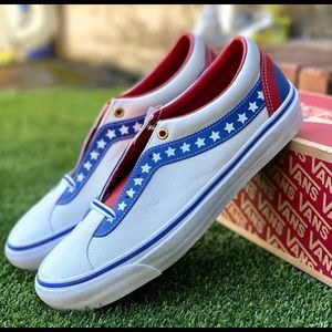 ⚡️Evel Knievel Vans Ultra Cush Sneaker Leather⚡️